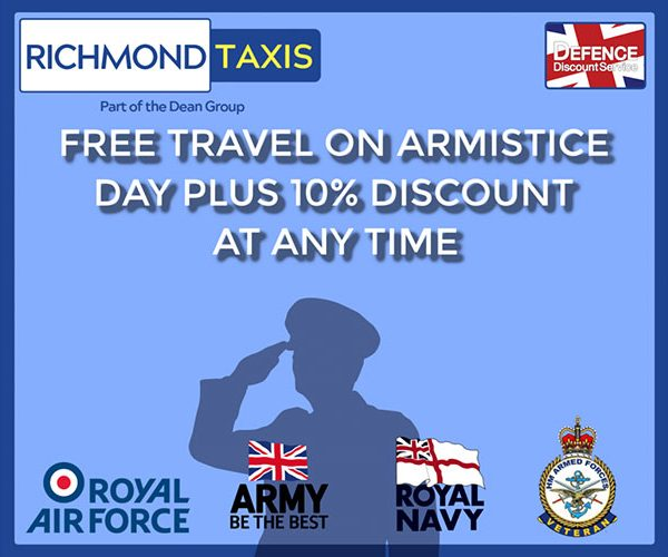 Free travel on armistice day