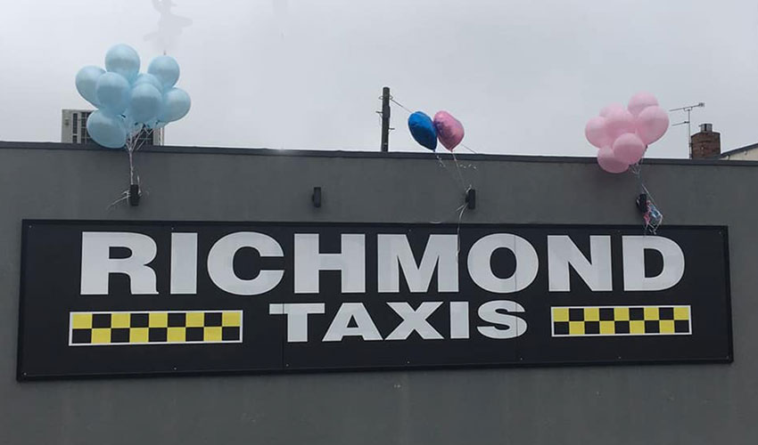 Richmond taxis driver gets review